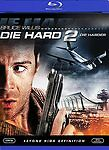 Die Hard 2: Die Harder (Blu-ray, 2009) Bruce Willis