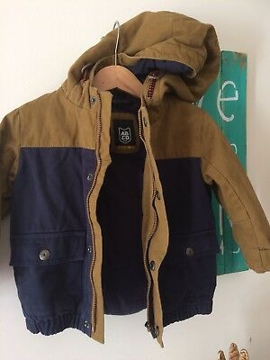 ABCD Indie Kids Boys Jacket Size 1