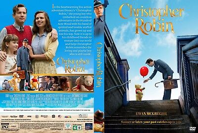 Christopher Robin(2018 Disney) DVD FAST SHIPPING!!! READ DESCRIPTION