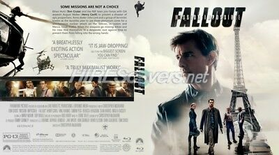 Mission Impossible Fallout(2018) BLU-RAY FAST SHIPPING!!! READ DESCRIPTION