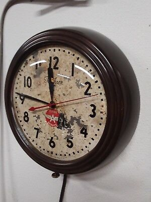 Antique Collectable Advertising Clock