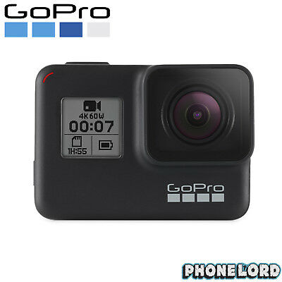 Genuine GoPro HERO 7 BLACK 2018 version Action sports Video Camera Waterproof