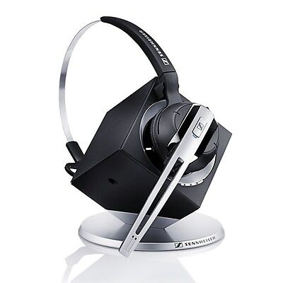 Casque convertible SENNHEISER DW office 504312