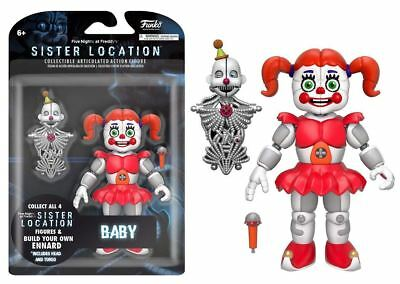 Funko Baby FNAF Sister Location S1 Action Figure