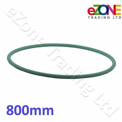 800mm - Green Drive Belt for Dough Roller Stretcher