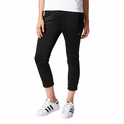 ADIDAS ORIGINALS EQT Cigarette Pants Trousers Black $76.85