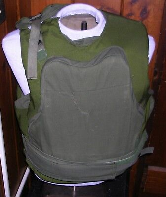 Vietnam 1969 Variable Body Armor Vest with Plates