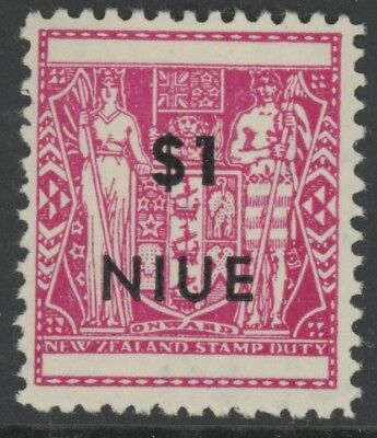 NIUE, MINT, OG LH/NH, 90-3,106-15,18a, (1) SHOWN, NICE CENTERING