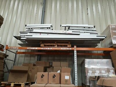 Approx 20 Metre Belt Conveyor - Working But Disassembled - Collection Only -Used