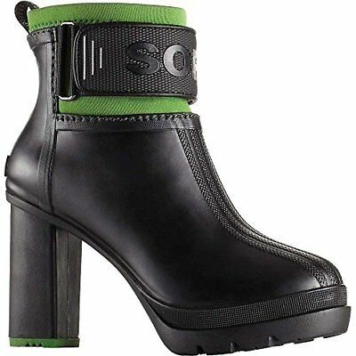 946195dcbeb SOREL WOMEN'S MEDINA III Rubber Heel Booties boots shoes 7.5 ...