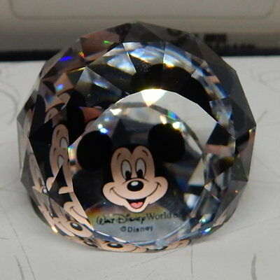 100092 Small Mickey Disney Paperweight