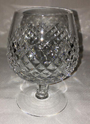 Vintage Waterford Crystal Alana  Brandy glass Made in Ireland
