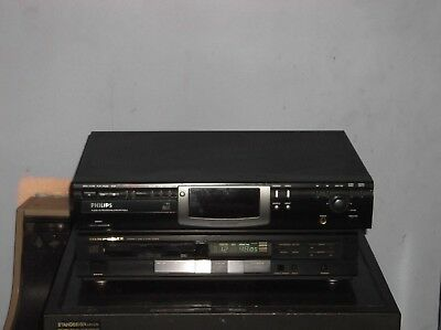 PHILIPS CDR-770 cd player & recorder