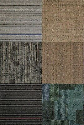 """Biscuit's Mix & Match Carpet Squares (Earth Family) 48 Sq. Ft. Per Box 24"""" x 24"""""""