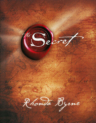 The Secret by Rhonda Byrne Hardcover Hardback Book UK 2006