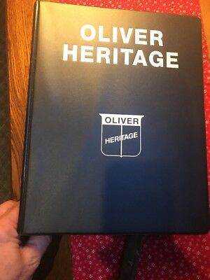 LOT OF 11 2006 2007 2008 Oliver Tractor heritage magazines EXC shape Bound