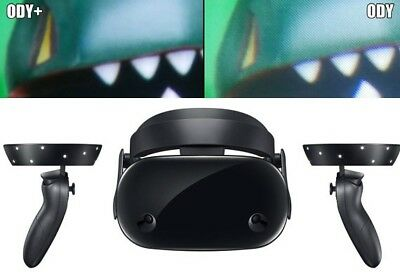 Samsung Odyssey+ Plus with Controllers - The newest and best screen in VR