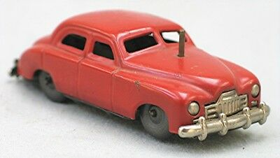 Vintage Wind Up Tin Drive Car -- Occupied Japan