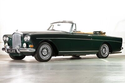 Bentley S3 Continental DHC