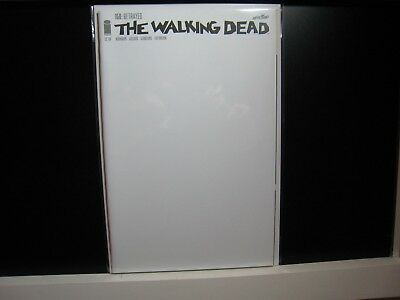 Image Comics The Walking Dead #150 Blank Cover B Sketch Variant