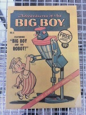 ADVENTURES OF THE BIG BOY #4 (Timely, 1956)