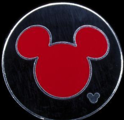 Disney Pin 42005 WDW Cast Lanyard Collection 4 - Mickey Icon Red