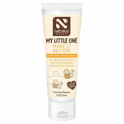 NEW Natralus My Little One Make It better Soothing Repair Balm