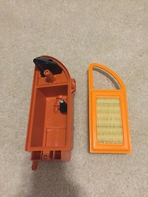 Genuine STIHL 4282 140 1002 br600 br550 br500 br700 air filter cover NEW OEM