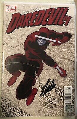 Here Comes Daredevil 1   Signed By Stan Lee. Nice Copy. Comes With A COA