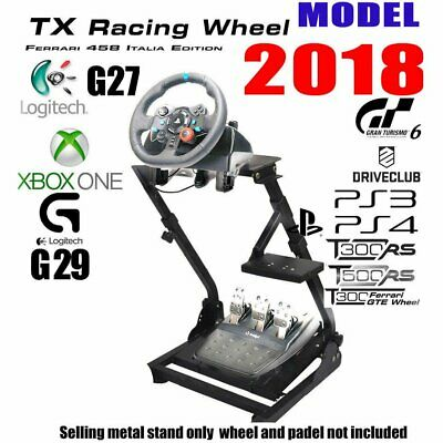 Genuine  ART Racing Simulator Steering Wheel Stand for G27 G29 PS4 G920 T300RS
