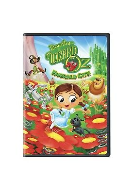 New Dorothy And The Wizard Of Oz: Emerald City DVD (Season 1 - Vol. 2)