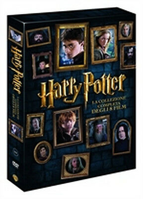 Harry Potter - Anni 1-7.2 (8 DVD) - NUOVO BOX ITALIANO ORIGINALE SIGILLATO -