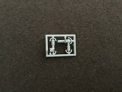 Playmobil White Victorian Mansion Door Handles for 5300 5305 5301 5302 7483 NEW