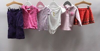 c3a2646b9 BABY GIRLS SIZE 18-24 Month Winter Clothes Bundle - Tu