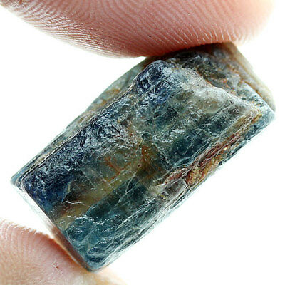 43.14 Ct. Green Blue Kyanite Natural Rough Gemstone Unheated  Free Shipping!!