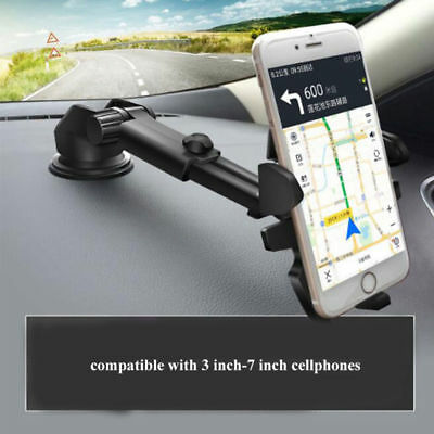 360° Universal Car Windscreen Dashboard Holder Mount For GPS PDA Mobile Phone UK