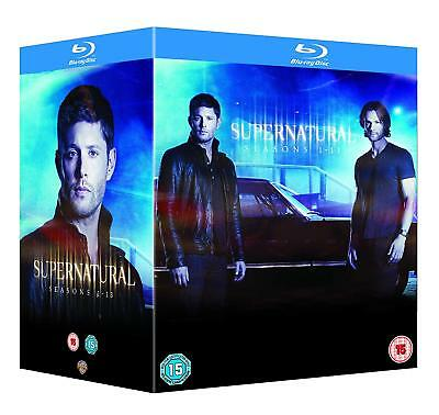 Supernatural Season 1-13 Blu-ray Box Set BRAND NEW FREE SHIP