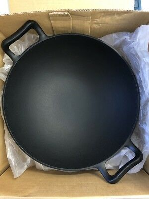 New Other Iwachu Cast Iron Wok 27.5cm Small Made In Japan