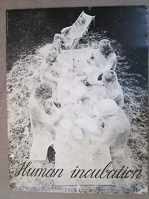 Mass Moving Affiche Human Incubation 1972