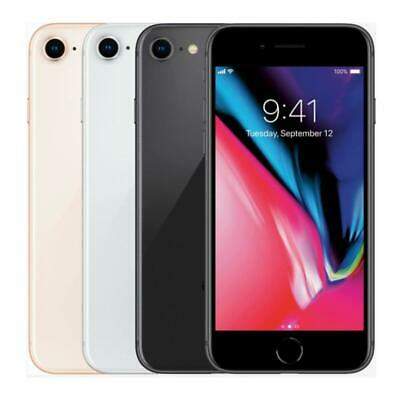Apple iPhone 8 - 64GB / 256GB - Factory Unlocked; AT&T / T-Mobile / Global