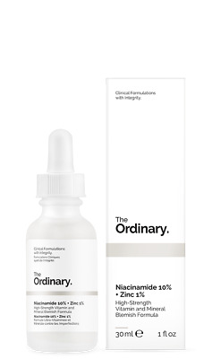 The Ordinary Niacinamide 10% + Zinc 1% Gesichtspflege Serum Hautunreinheiten