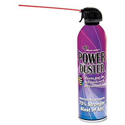 Read Right PowerDuster All Purpose Duster, Professional Strength, 10 Ounce Can
