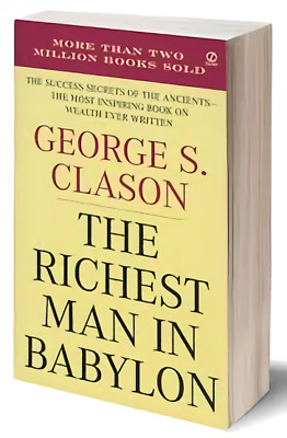 The Richest Man in Babylon  EBOOK PDF FREE SHIPPING