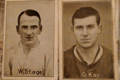 football cards English League Footer Captains