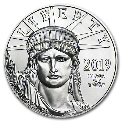 2019 1 oz Platinum American Eagle BU - SKU #181978