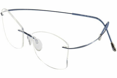 afd286f5ed48 Silhouette Eyeglasses TMA Must Collection Chassis 5515 4640 Optical Frame