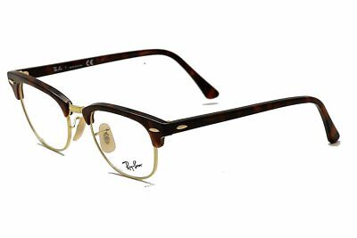 41d32a3fabd Ray Ban Eyeglasses Clubmaster 5154 2372 Red Havana RayBan Optical Frame 49mm