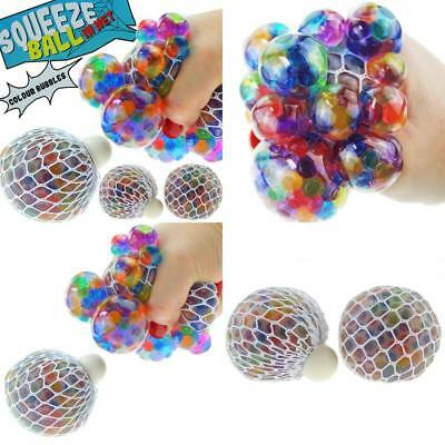 Out of the Blue Quetschball Squeezeball Knetball 60mm Antistressball Bunt...