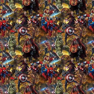 Super hero's hydrographic film hydro dipped 50cm width, various lengths