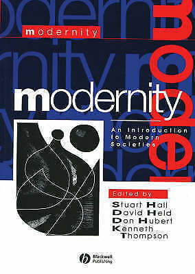 Modernity: An Introduction to Modern Societies by